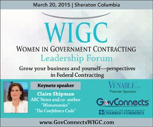 Women in Government Contracting