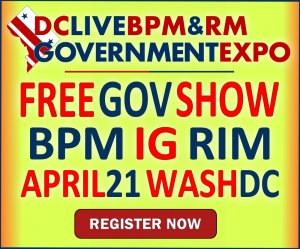 DC Live Free Government Business Process & Records Management (and SharePoi