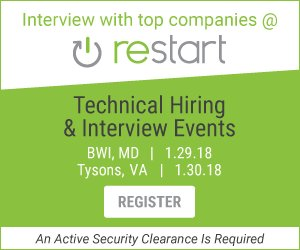 2 January 2018 Hiring Events