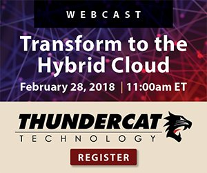 Transform to the Hybrid Cloud Webcast, February 28, 2018