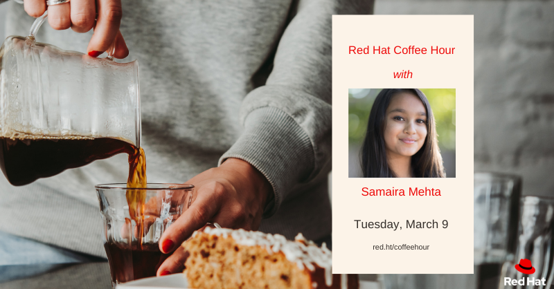 RedHat-CoffeeHour-Mar9