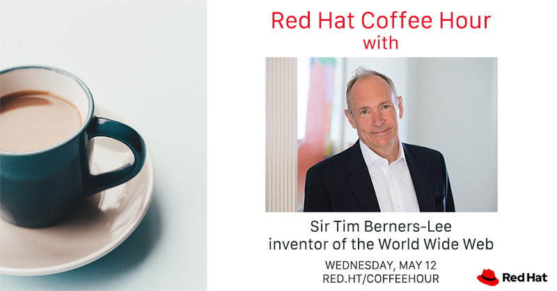RedHat-CoffeeHour-May12