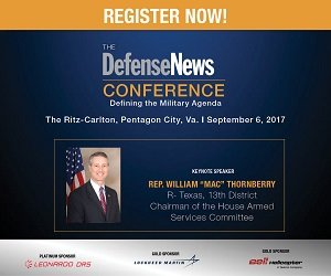 Defense News Conference