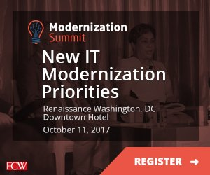 Modernization Summit 10/11/17