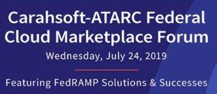 Carahsoft - ATARC Federal Marketplace Forum - GovEvents com